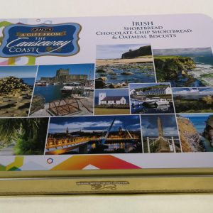 The Causeway Coast Biscuit Tin