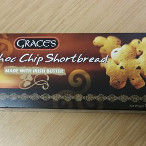 Grace's Irish Chocolate Chip Shortbread
