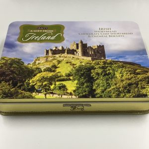 Rock of Cashel Biscuit Tin